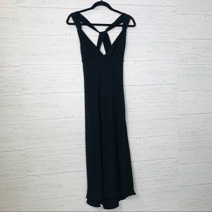 J. Crew Silk Zipper Back Dress